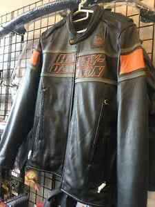 Real Leather Harley Davidson Jackets For Sale!