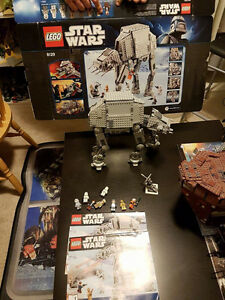 Lego 8129 AT-AT Walker