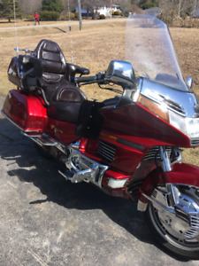 1995 GOLDWING 20TH ANNIVERSARY EDITION