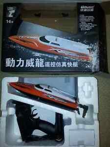 UDI R/C Venom high speed boat. Price Firm