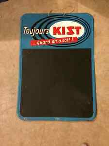 Kist and Wink chalkboard signs Kitchener / Waterloo Kitchener Area image 1