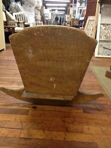 Early Antique Child's cradle. London Ontario image 3
