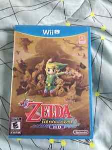 Wii u- Zelda the windwaker