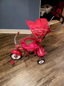 Radio flyer bike 4 in 1