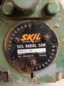 Skil Radial saw Cross cut Triple Phase $200