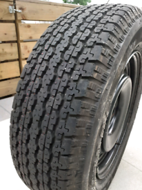 215/55/R16 Bridgestone tyre