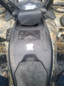 Wanted - Plastics for 2012 Yamaha Grizzly 700