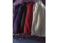 Jumper bundle same style 4 different colours 16/20