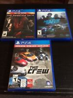 Need for speed metal gear solid 5 the crew 75$