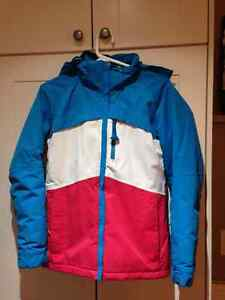 Girls Winter Firefly Jacket- size 14