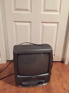 Small T.V. with VHS slot (Working) Kitchener / Waterloo Kitchener Area image 1