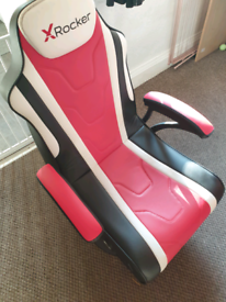 X-Rocker Hurricane 2.1 gaming chair