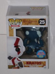 Funko POP! God of War Kratos vinyl figure comic book