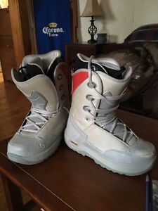 Ride Snowboard Boots Size 9 Mens