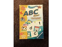 ABC game, fun introduction to the alphabet