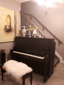 Schubert Acoustic Piano - tuned