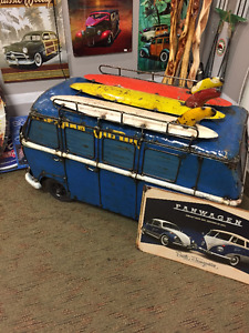 VW cooler / MAN CAVE!