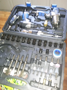 100 piece air tool kit