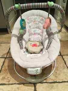 Siège sauteur pour bébé