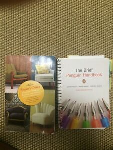 Writing Textbooks: Reader's Choice & The Brief Penguin Handbook