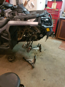 **WANTED** ATV'S IN NEED OF REPAIR OR LOST INTEREST