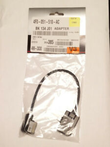 Original Audi adapter cable music for iPod & iPhone lightning