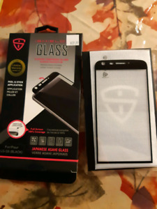LG G5 iShield tempered glass protecter