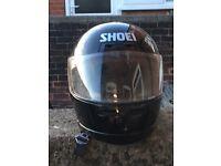 Shoei Motorcycle Helmet
