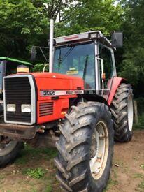 Massy Ferguson tractor