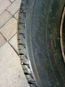 "Michelin snow tires 14"" London Ontario image 3"