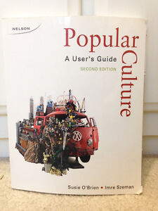 SELLING Popular Culture A User's Guide London Ontario image 1