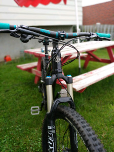 Yeti SB-75 27.5 650b carbon bars 11 Speed M