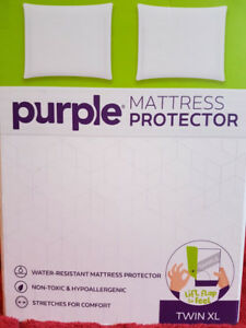 Twin XL Mattress Cover by Purple