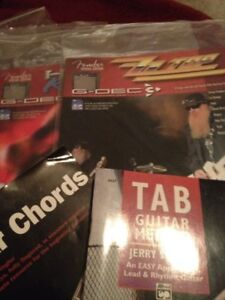 Absolute final price reduction Fender Special Addition books