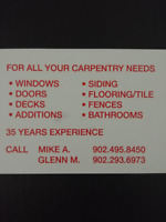 MG Carpentry - For ALL your carpentry needs