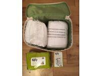 Tesco nappy starter kit