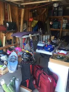 Garage Sale - Wilfred Dr (Near Fleming)