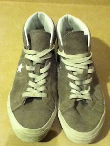 Converse All-Star One-Star Shoes Mens Size 8.5 / Women's 10.5 London Ontario image 4