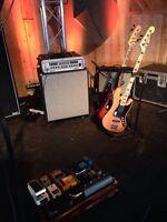 Fender Bass Rig