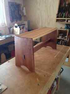 Bench from Reclaimed Wood