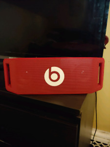 Beats blutooth speaker by dr. Dre