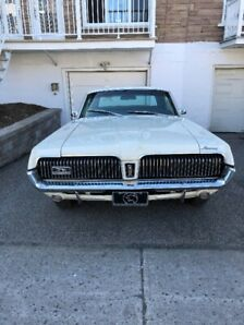 Mercury Cougar XR7 1967