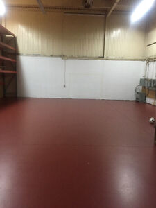 1800sft Warehouse/Offices for rent in ind. part of Montreal
