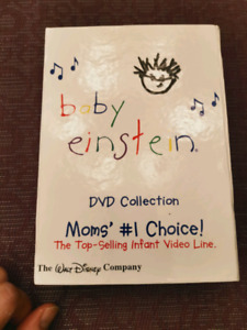 Baby Einstein DVD collection for infant