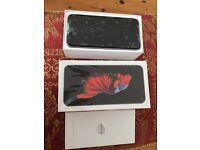 iPhone 6s Plus 16 GB factory unlock