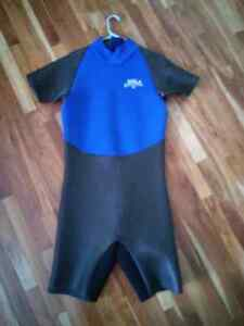 Men's Shortie Wet Suit