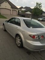 Mazda 6 with Safety and Etest included