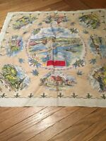Scotland Card Table Tablecloth