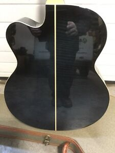Michael Kelly Firefly Premium Acoustic Electric Bass like New London Ontario image 7