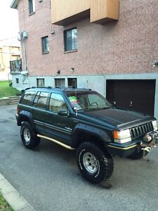 Jeep grand Cherokee 1994 (échange)